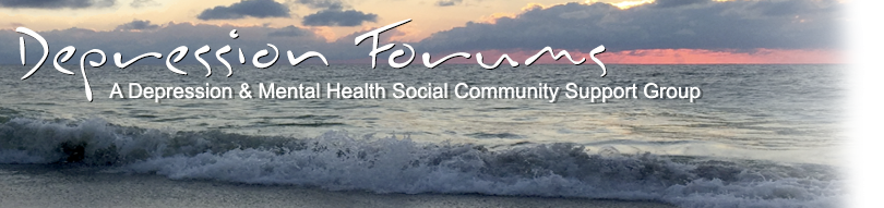 The Depression Forums - A Depression & Mental Health Social Community Support Group