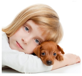 Kids Are Better Off With Pets